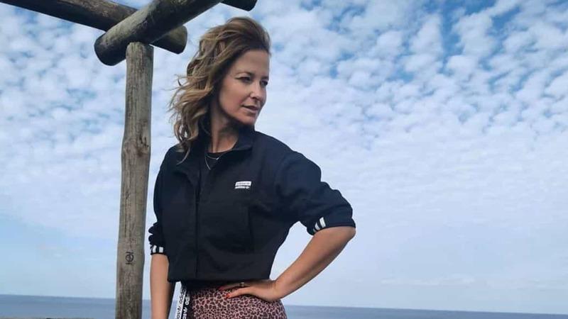 Cristina Ferreira exibe excelente forma física em calções tigresa