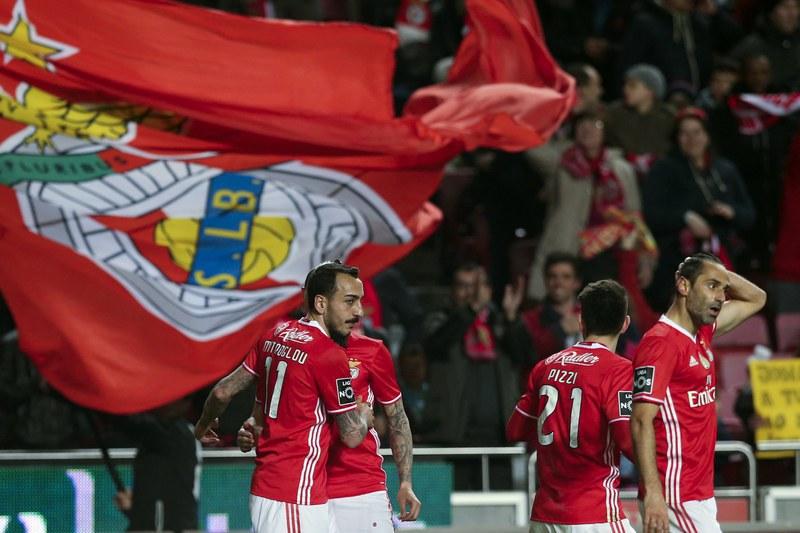 Benfica parte como favorito à conquista do troféu