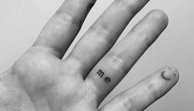 Forever Together: a magia da tiny tattos