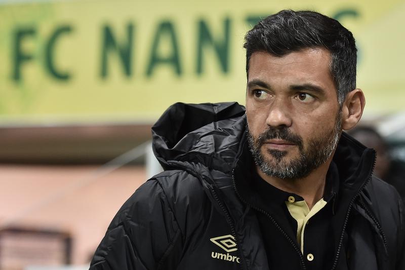 Sérgio Conceição disse que não ao Leicester City