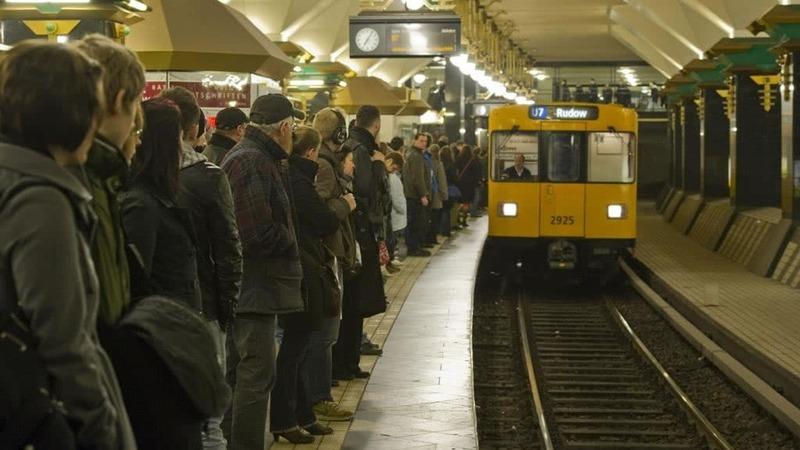 1 euro por dia – o preço do transporte público em Berlim para reduzir a poluição