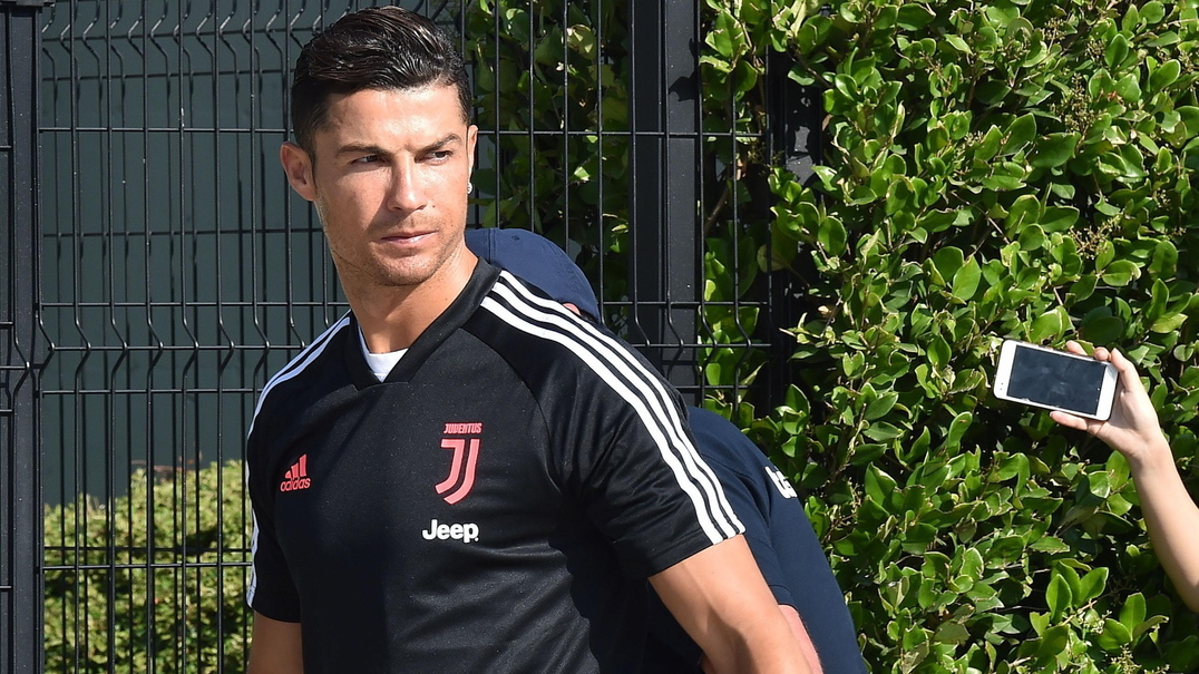 A loucura na China por Cristiano Ronaldo