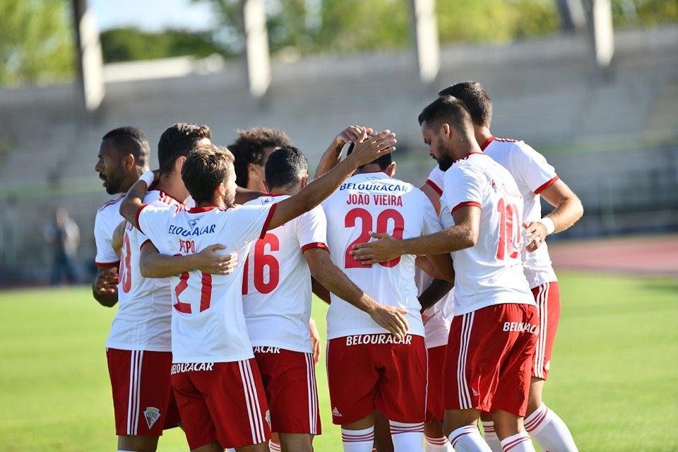 Vilafranquense soma triunfo ao 'cair do pano' e deixa último lugar da II Liga