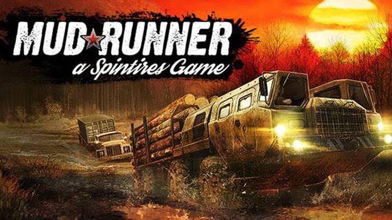 O duro caminho de Spintires: MudRunner