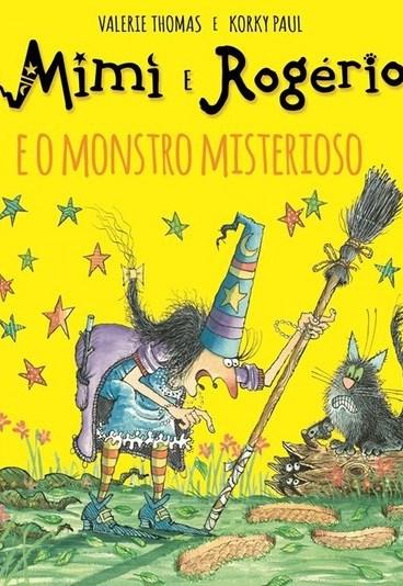 """Ganhe o livro infantil """"Mimi e Rogério e o monstro misterioso"""""""