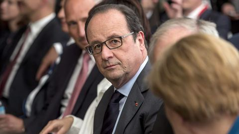 """Hollande. """"Ameaça terrorista contra França e a Europa nunca esteve tão alta"""""""