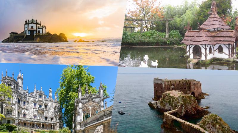 30 locais incríveis em Portugal que parecem saídos de um conto de fadas