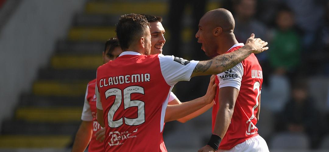 Apenas duas vitórias em 8 anos. O histórico dos confrontos do SC Braga frente ao Benfica