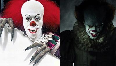 """""""It"""" da TV ao cinema: Lembra-se dos atores da série e conhece os do filme de terror?"""
