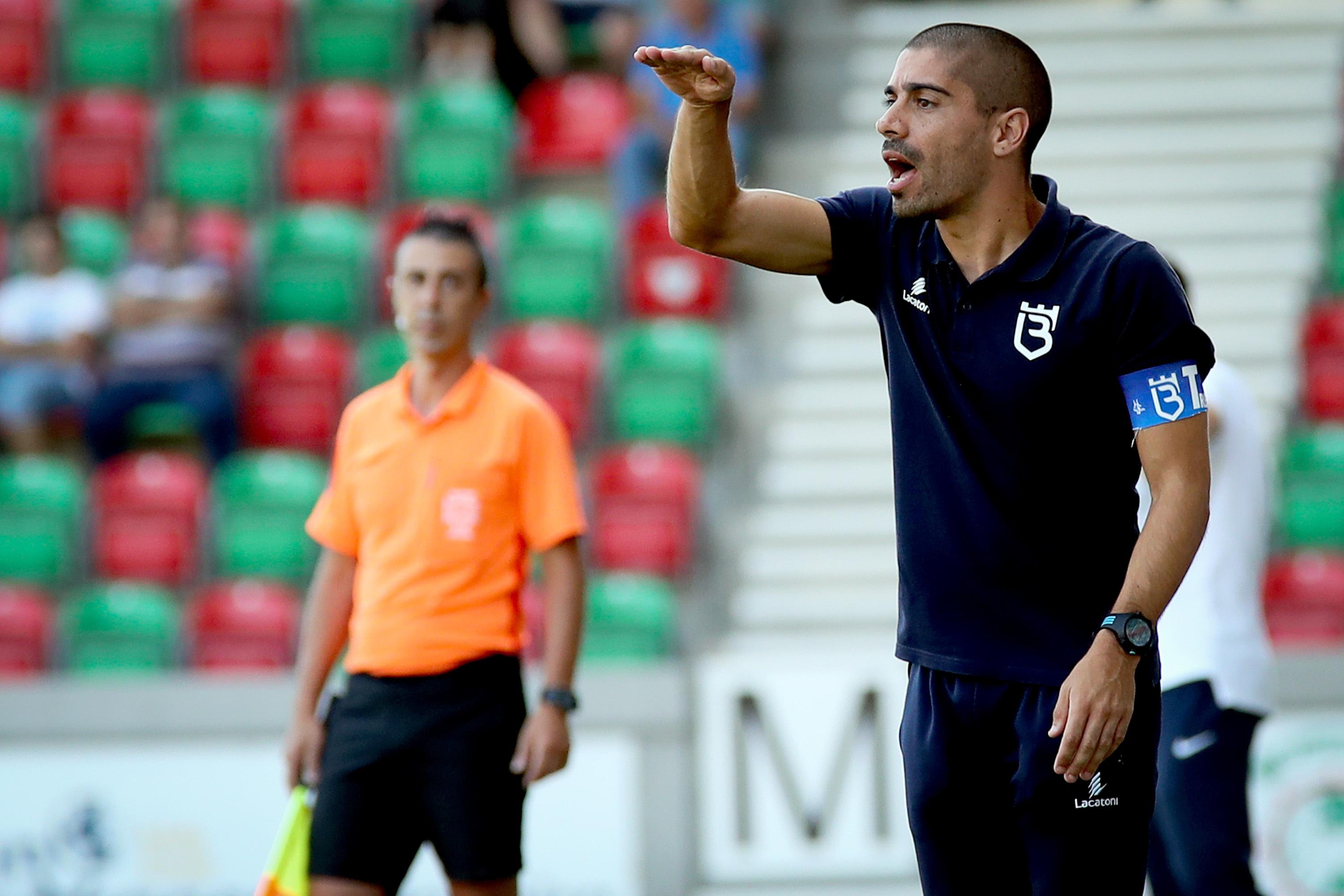 Pedro Ribeiro quer prolongar série de bons resultados do Belenenses SAD