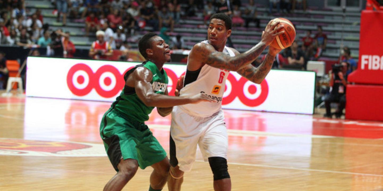 Afrobasket2017: Nigeriano Diogu eleito MVP