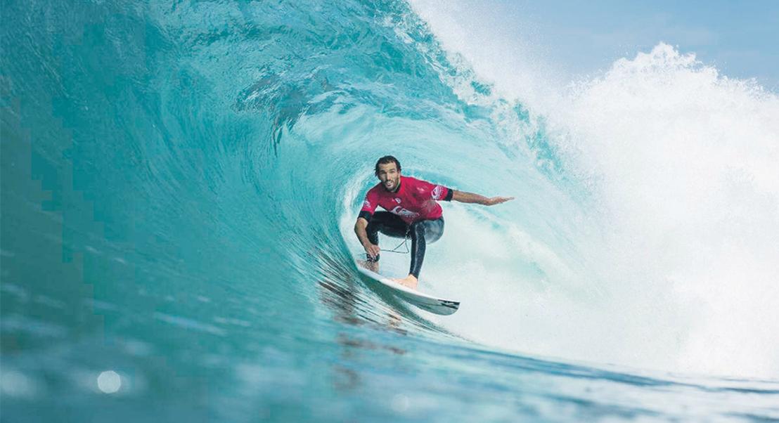 Frederico Morais: a vida do surfista até chegar às Olimpíadas