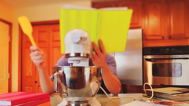 Brilhar na cozinha