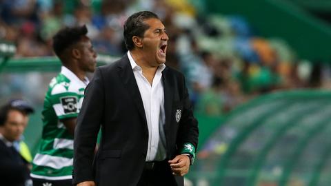 """José Peseiro: """"Vitoria justa contra equipa boa"""""""