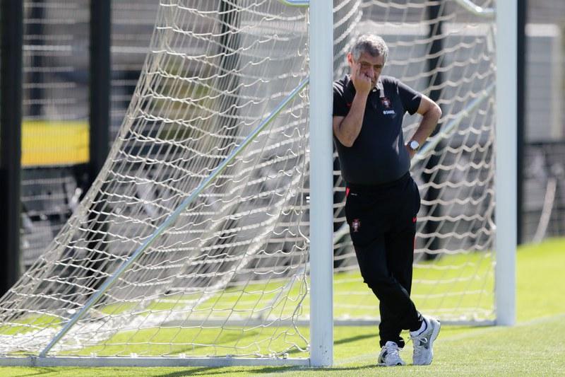 Portugal cumpre dia de recuperação após confirmar as 'meias'