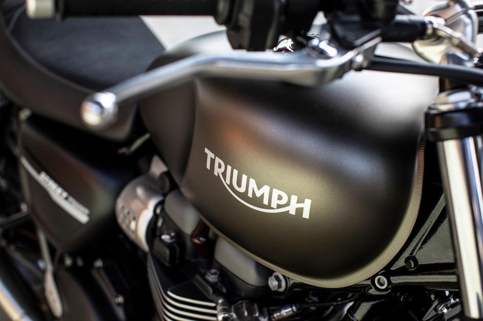 Triumph vai desenvolver a sua primeira mota elétrica