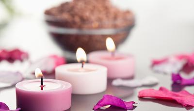 O significado das cores das velas