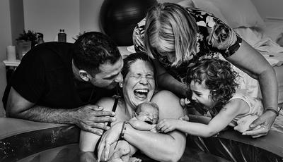 E num clique, estas são as melhores fotos de nascimentos de 2019