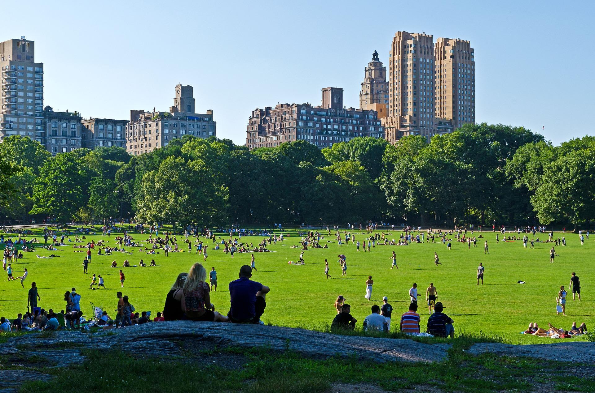 Nova Iorque proíbe veículos no Central Park