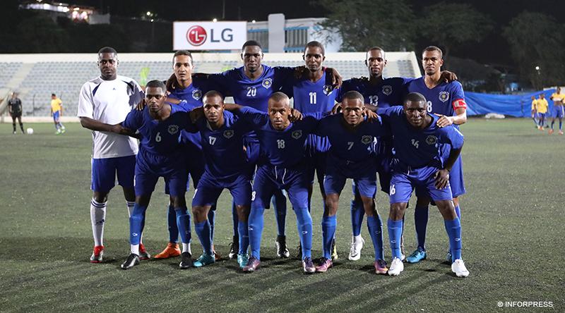 Futebol / Cabo Verde: Polícia Nacional inicia a defesa do título com uma vitória (3-0) sobre a CV Telecom