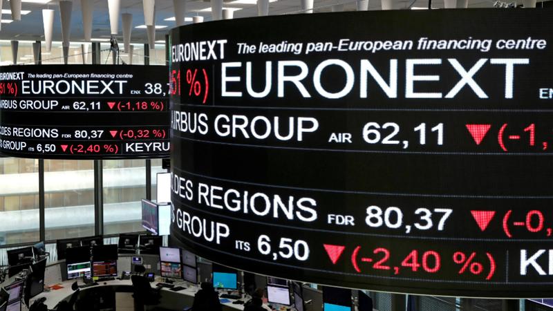 Europa no 'vermelho'. Só Lisboa e Madrid resistiram às quedas