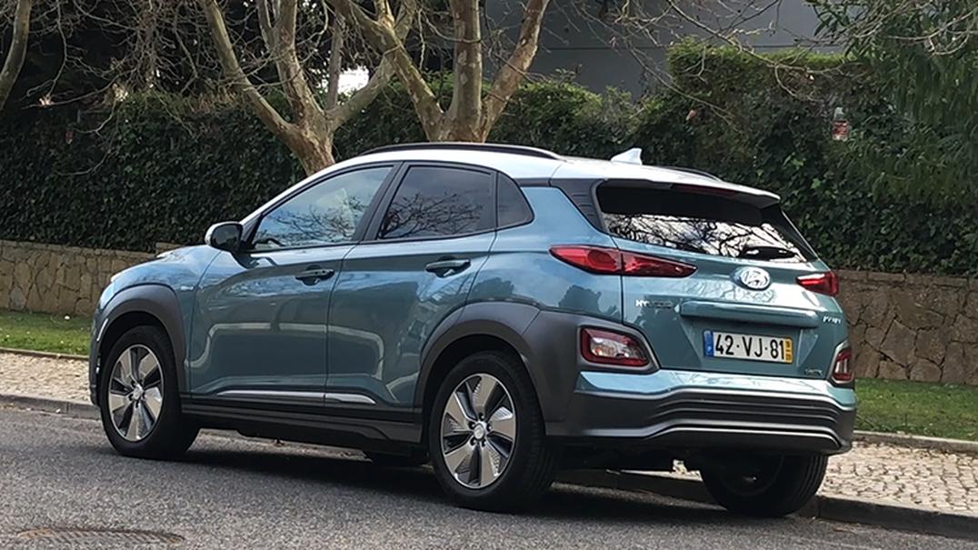 """""""O Hyundai (elétrico) cujo nome não se pode dizer"""" - Luís Merca"""