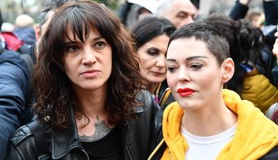 Acabou-se a amizade: Asia Argento ameaça Rose McGowan com processo judicial