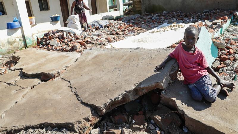 Idai: número de mortos contabilizados por Moçambique sobe para 468