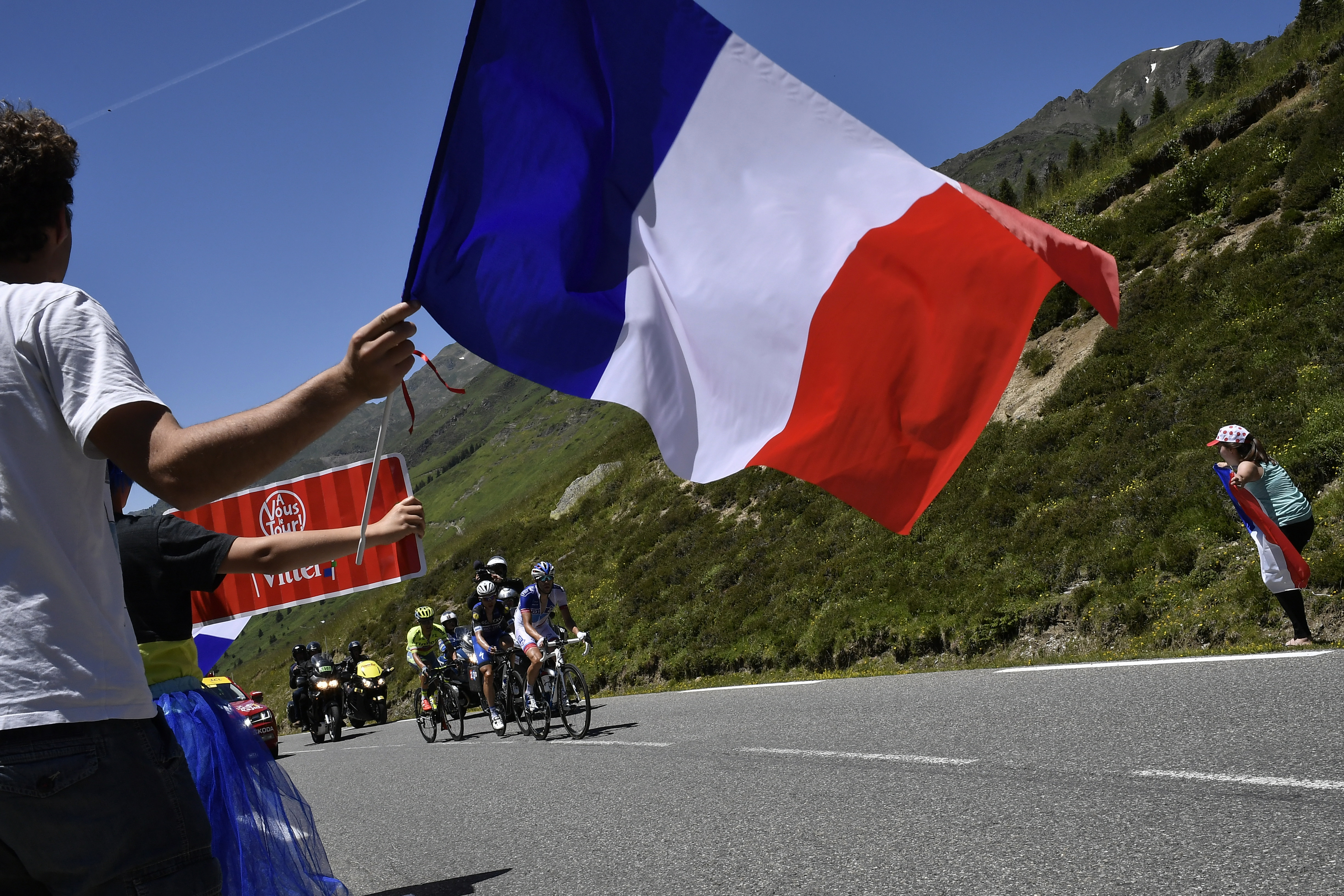Thibaut Pinot conquista Volta aos Alpes