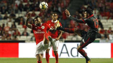 Benfica 1 - 1 Braga: Gloriosos 24160