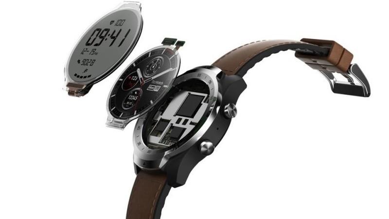 Ticwatch Pro: O primeiro smartwatch com dois ecrãs