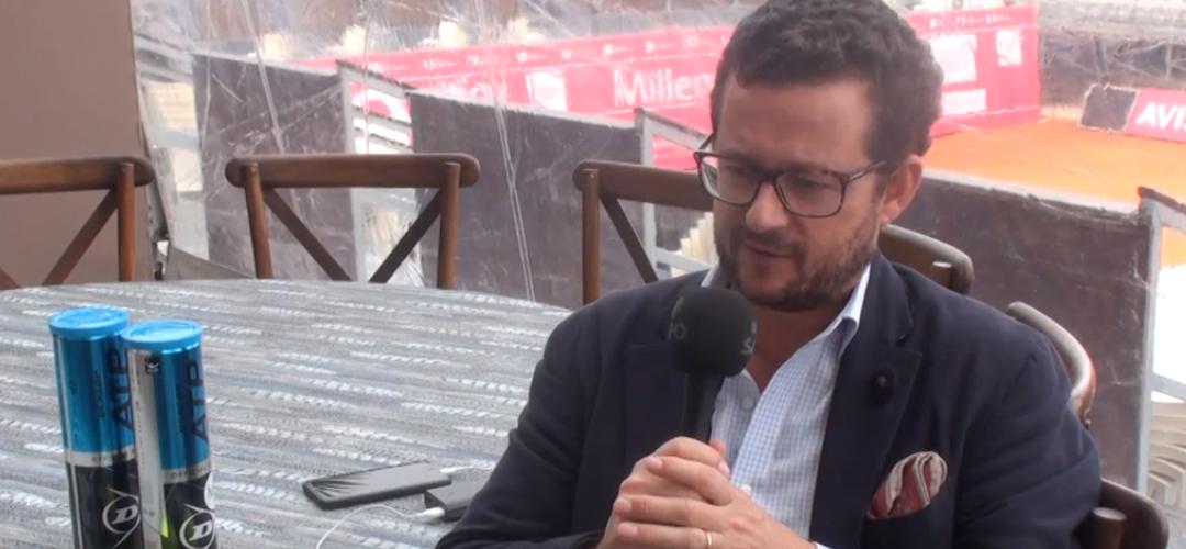 Ténis: João Zilhão explica porque Portugal não pode ter um ATP 500