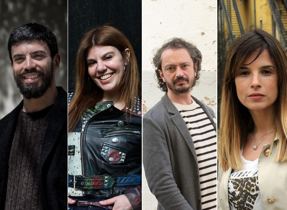 A nova geração de escritores portugueses
