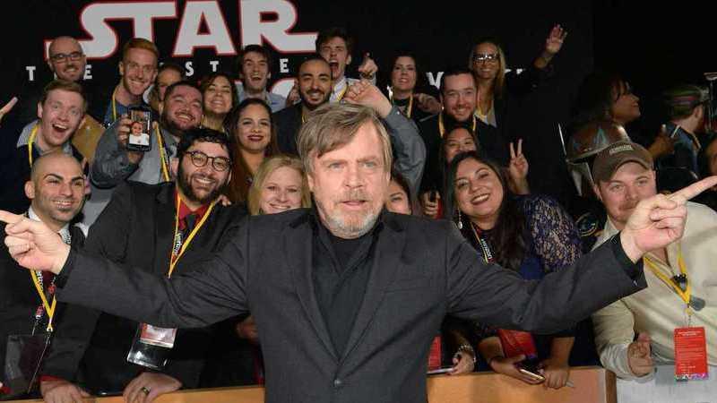 """Após décadas de """"Star Wars"""", Mark Hamill vai ter finalmente estrela no Passeio da Fama"""