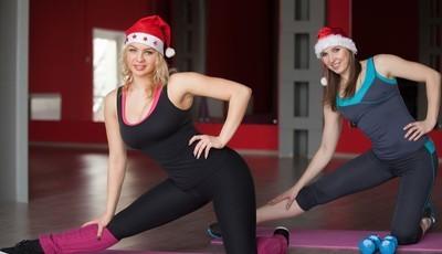 Programa de 12 dias para se manter em forma neste Natal