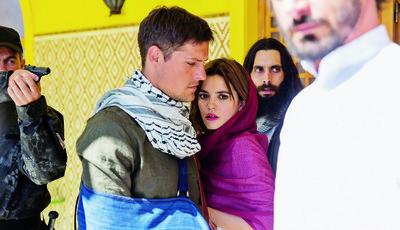 Esta semana em 'Prisioneira', Teresa e Omar são presos