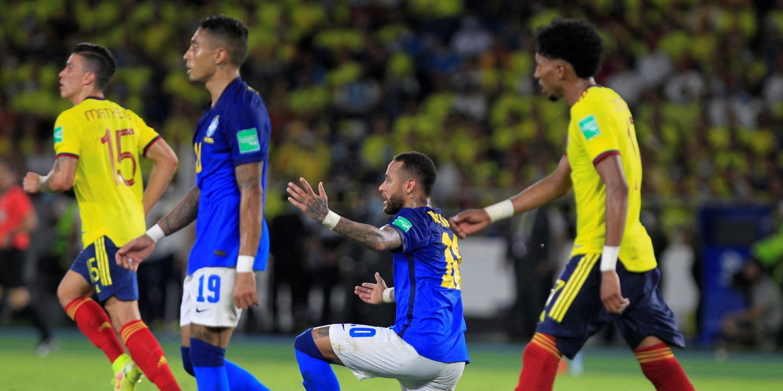 Mundial2022: Colômbia acaba com percurso 100% vitorioso do Brasil thumbnail