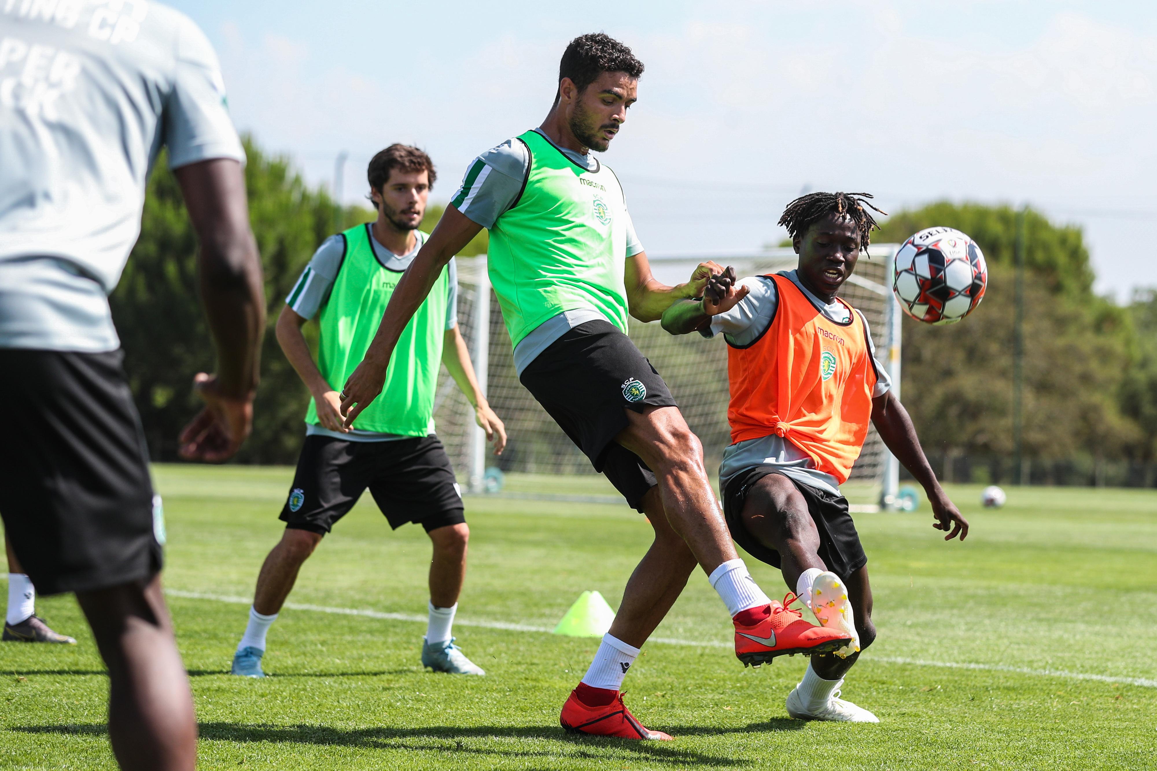 "Ilori: ""Taça de Portugal é um objetivo"""