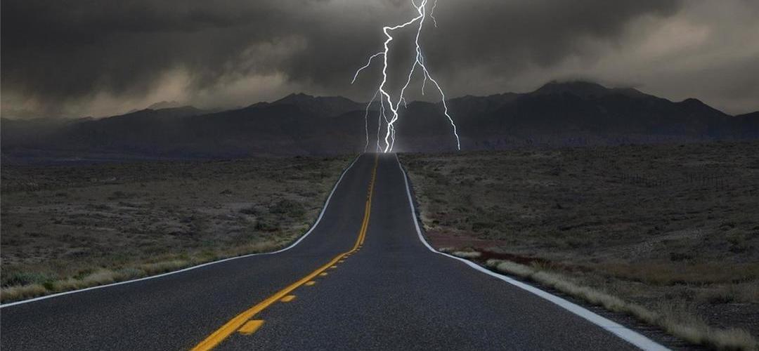Como conduzir em segurança com mau tempo