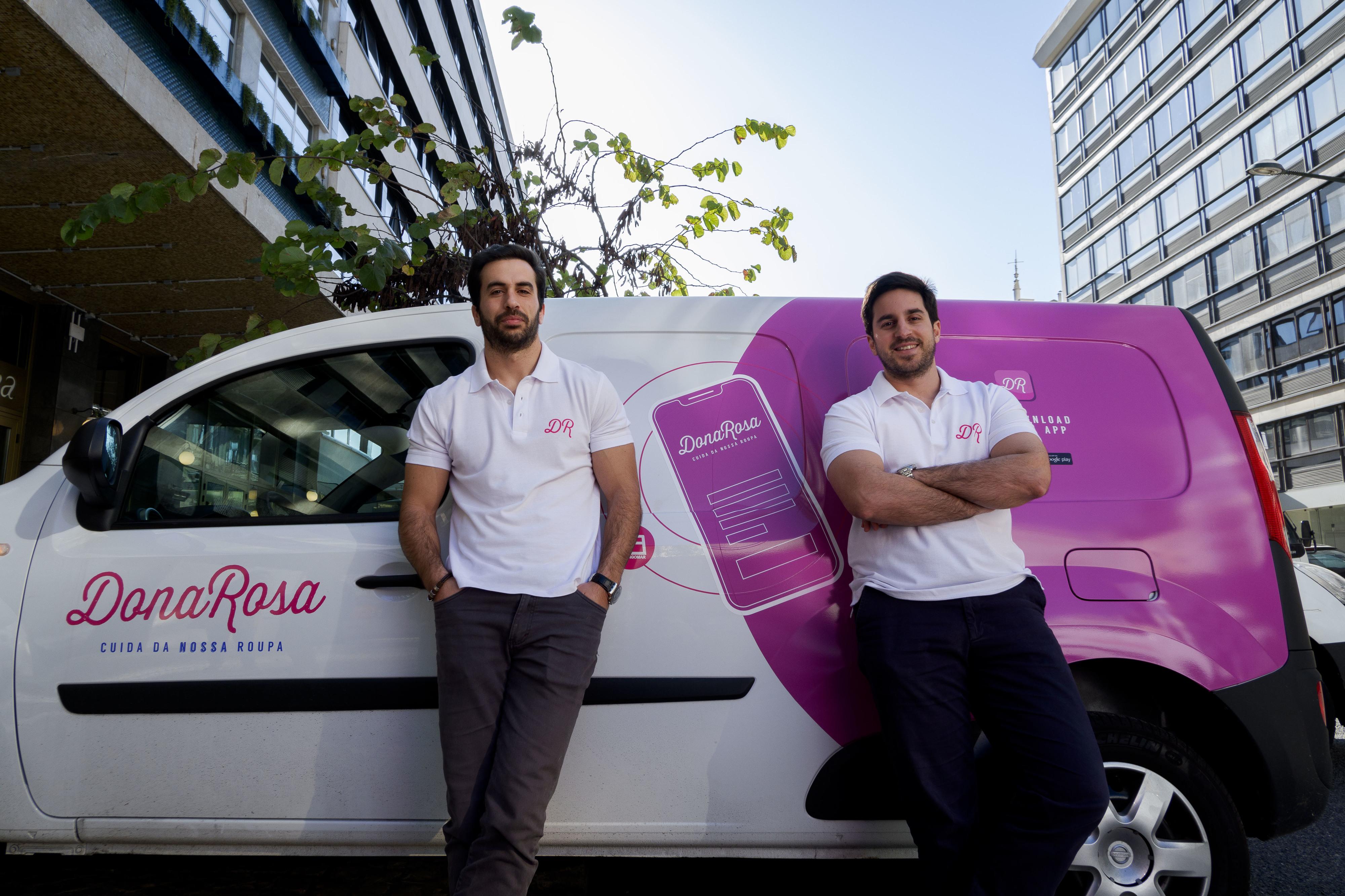 Dona Rosa é a nova app que lhe leva roupa lavada e engomada até casa