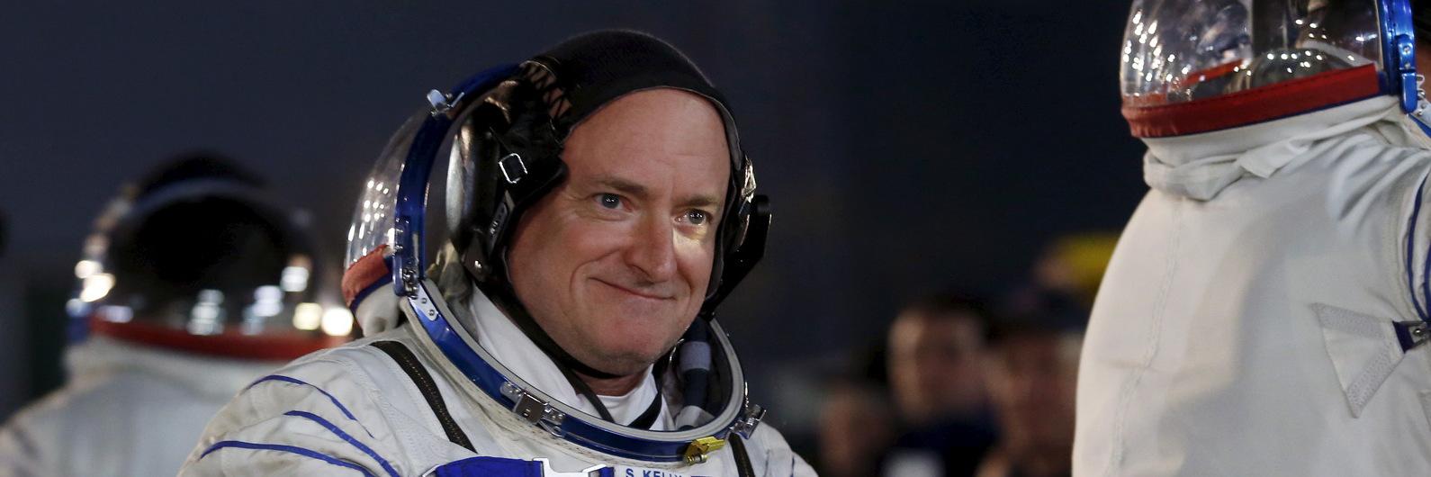 """""""Não voltarei a duvidar de Elon Musk"""", diz o ex-astronauta Scott Kelly"""