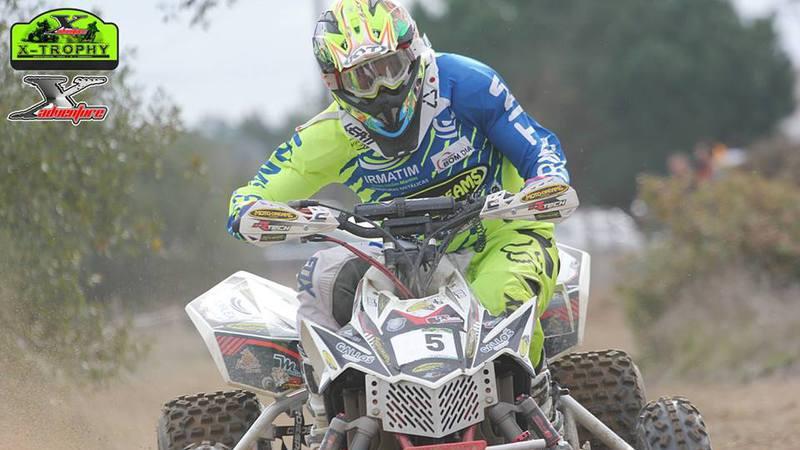 Arnaldo Martins regressou no X-Trophy