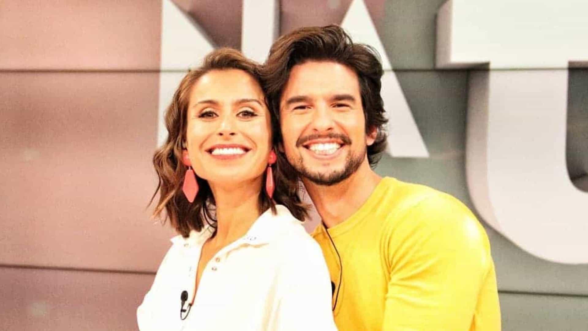 Mónica Jardim quebra o silêncio sobre fim de programa com João Montez