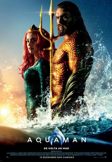 """""""Aquaman"""": ganhe convites para as antestreias"""