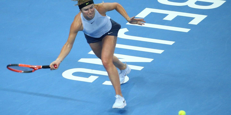 Ténis: Ucraniana Elina Svitolina conquista torneio do Dubai