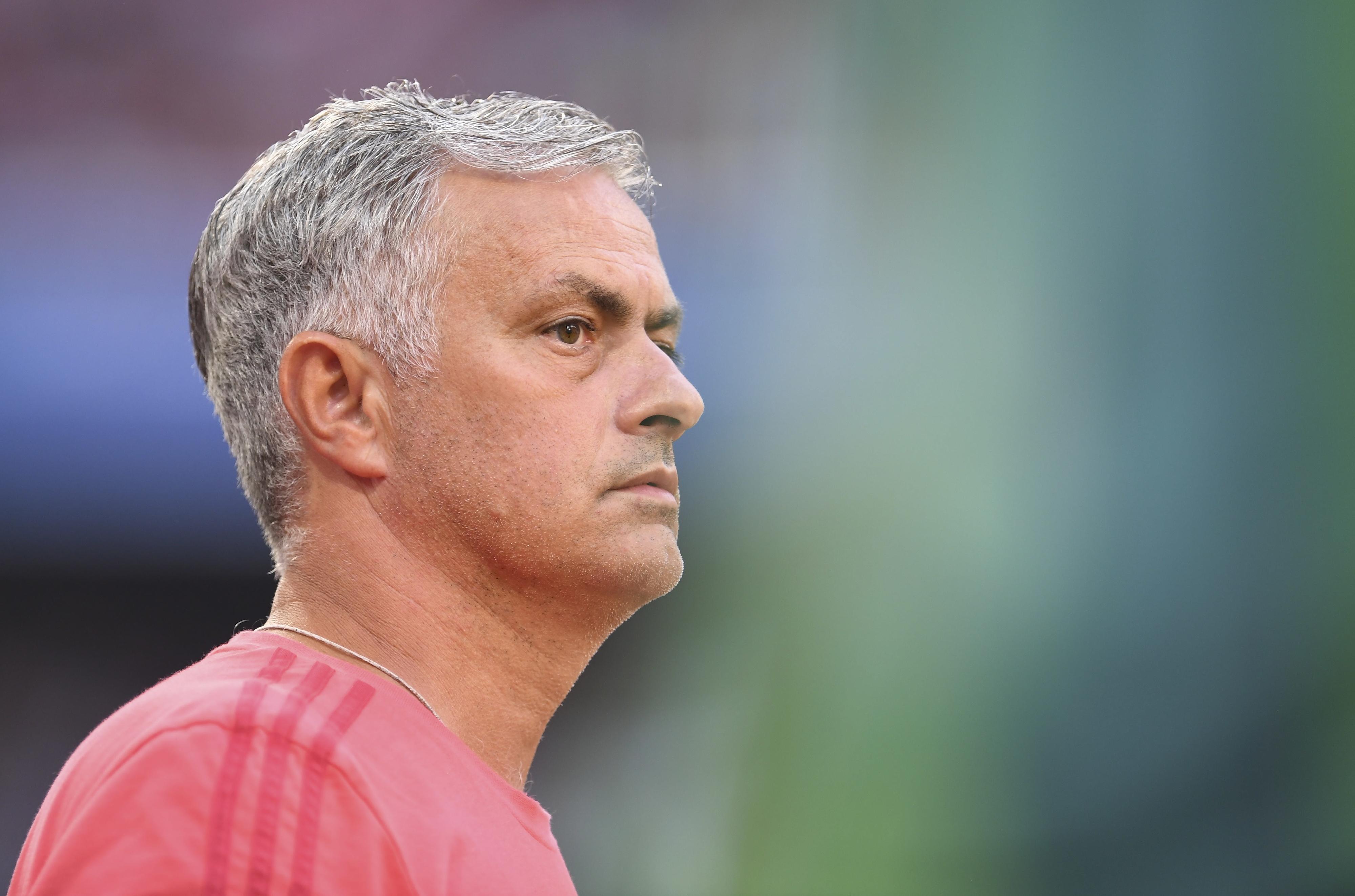 """Mourinho fala em """"falta de classe"""" na série documental sobre o Manchester City"""