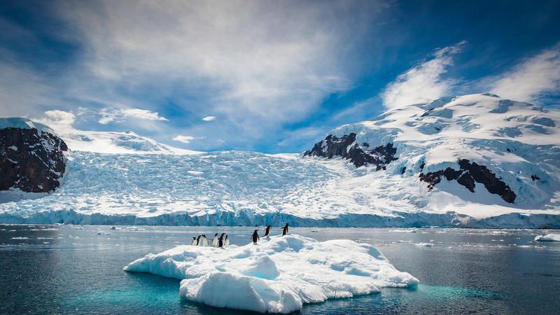 A estratosfera por cima da Antártida aqueceu subitamente - e os efeitos do fenómeno não se ficam pelo Continente Gelado