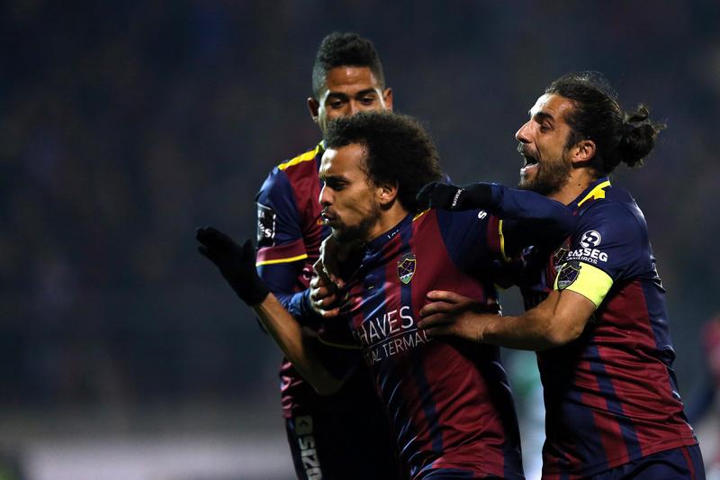 Fábio Martins interessa ao Sporting