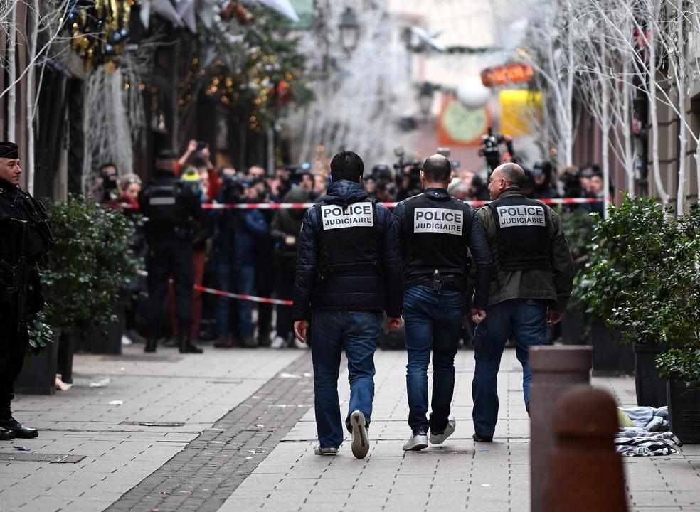 França. Abatido suspeito do ataque em mercado de Estrasburgo