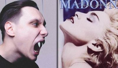 Artista revela o que não se vê nas capas do álbuns com montagens hilariantes